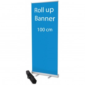 Roll Up Banner 100 cm