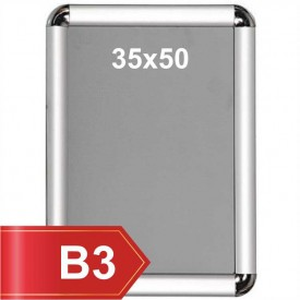 B3 Alüminyum Çerçeve 35x50 cm